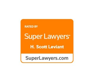 Scott Super Lawyers Badge